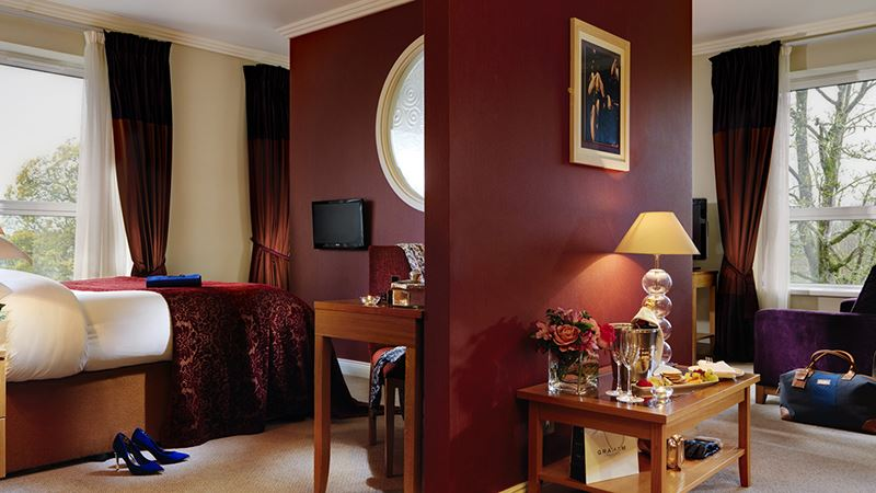 Luxurious Hotel Suites at Killyhevlin Hotel