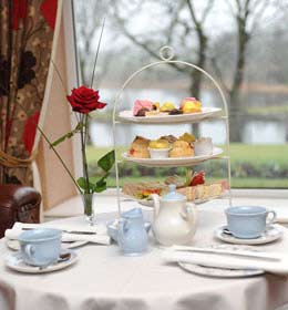 Tasty afternoon tea voucher