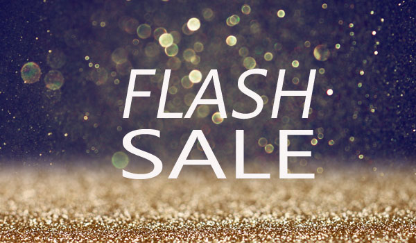 Friday Flash Sale