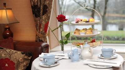 Best afternoon tea in Enniskillen