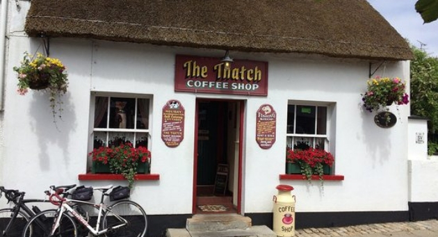 Thatch Coffee Shop Belleek Light Lunch