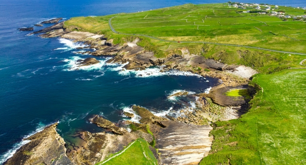 Mullaghmore Head Wild Atlantic Way Killyhevlin Road Trip