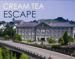 Spring Cream Tea Escape